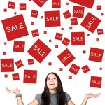 You probably won't 'make a sale' online